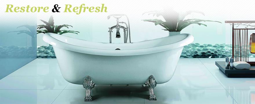 Tub Restoration – Premier Refinishing